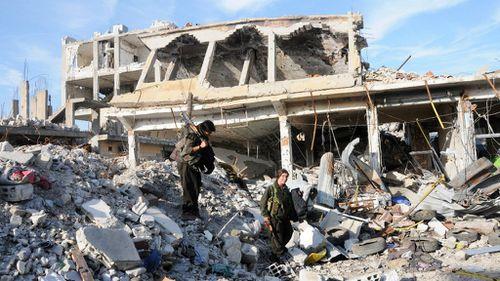 Australians among jihadist fighters dead in Kobane