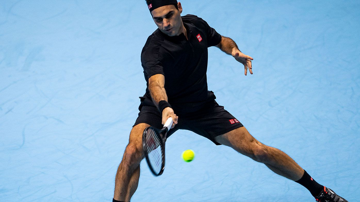 Roger Federer has beaten Novak Djokovic for the first time in four years.