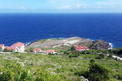 <strong>Saba Island: Juancho E. Yrausquin Airport</strong>