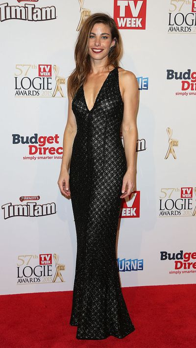 Brooke Satchwell<br>