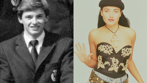 Hugh Jackman and Dannii Minogue: before they were famous