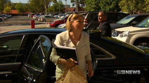 Lord Mayor Lisa Scaffidi. (9NEWS)