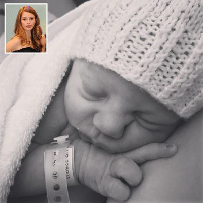 'Australia's Next Top Model' star welcomes second child