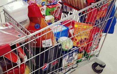 Lismore mum family home groceries