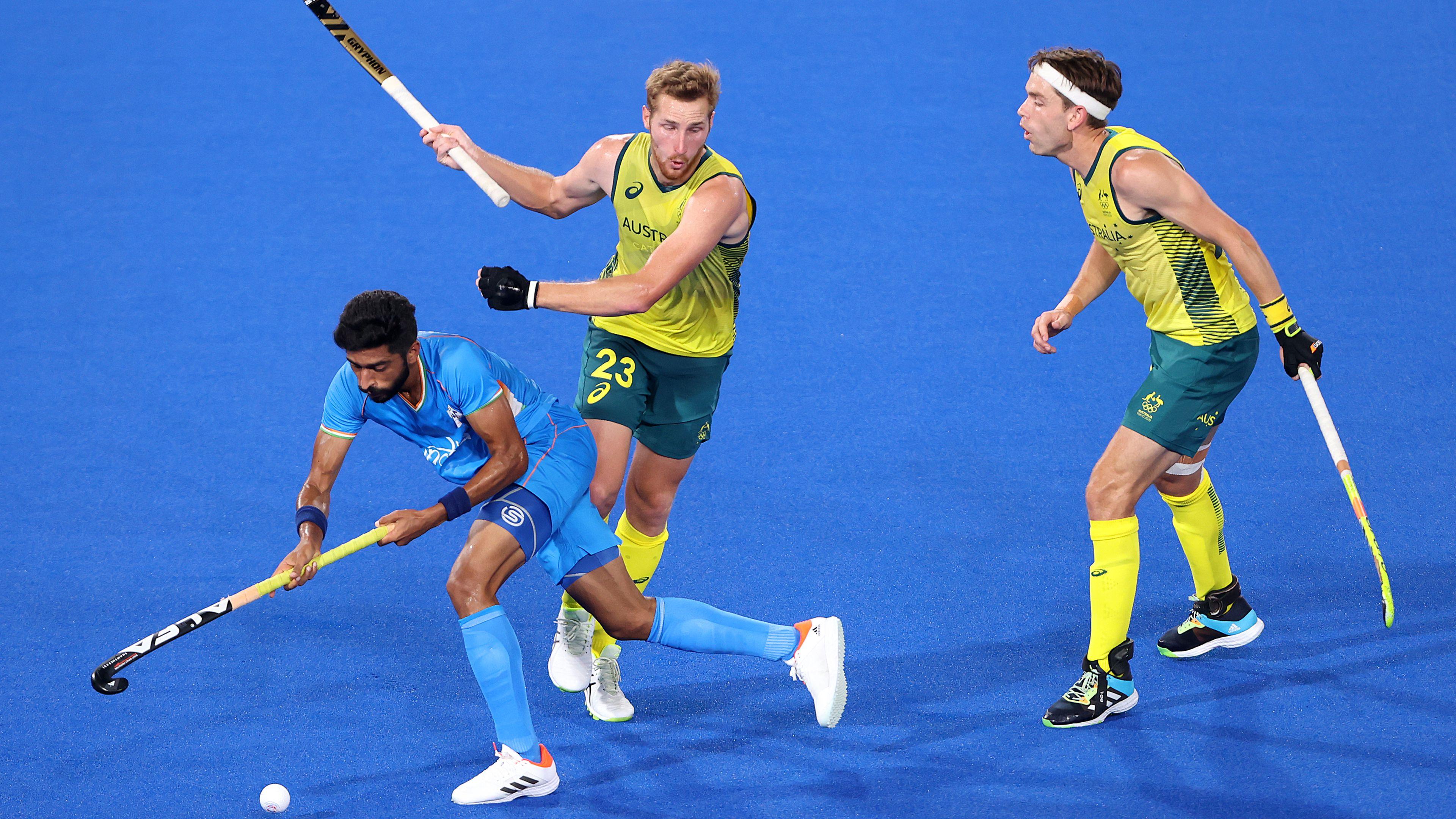 Kookaburras hammer India in big statement to Olympic hockey rivals