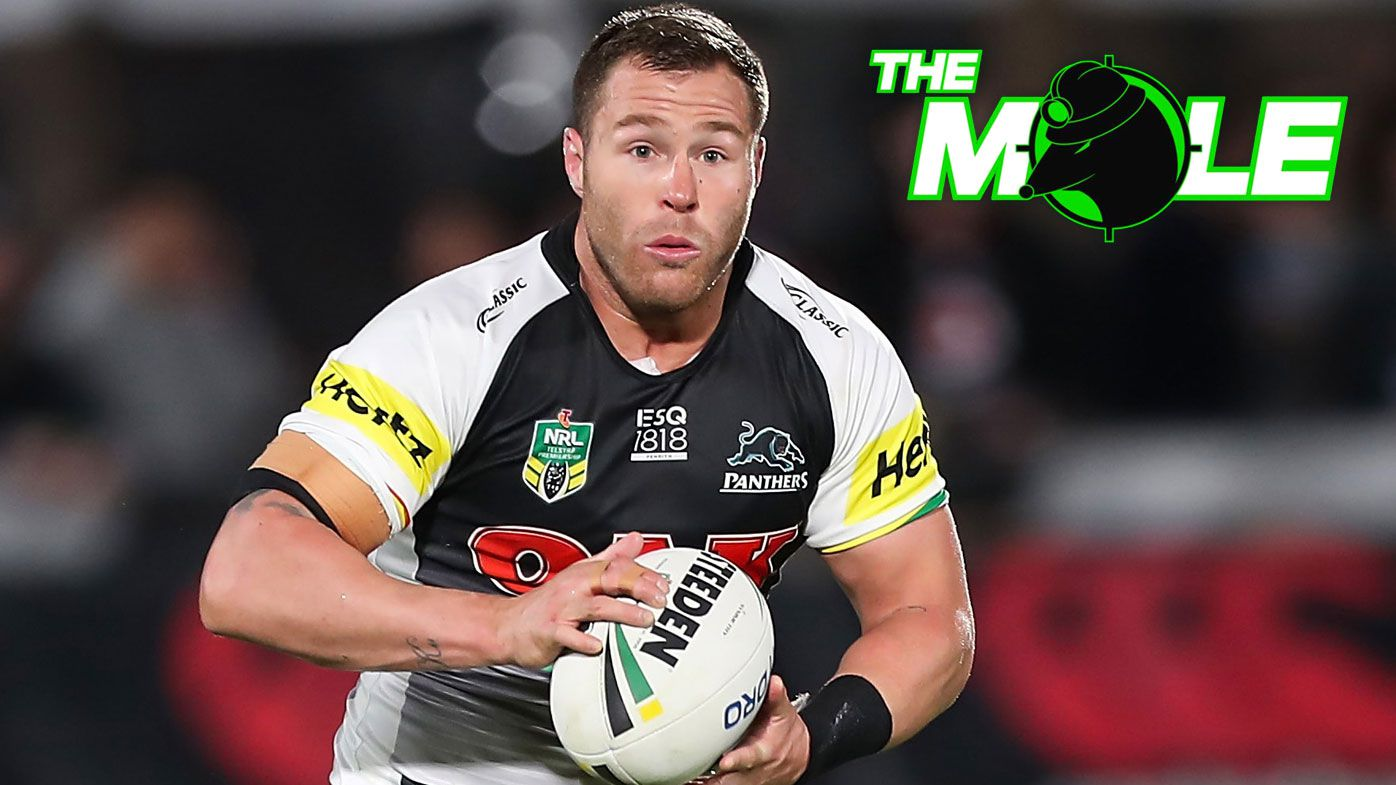Exclusive: Trent Merrin's shock contract backflip to remain with Penrith Panthers