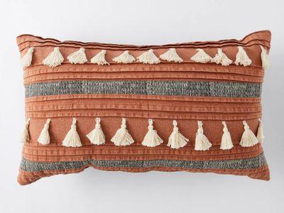 Target — Isa Tassel Rectangle Cushion