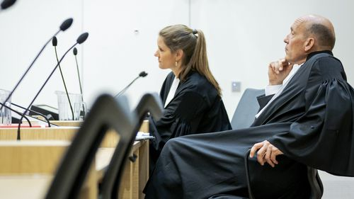 MH17 trial