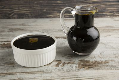 <strong>Blackstrap molasses</strong>