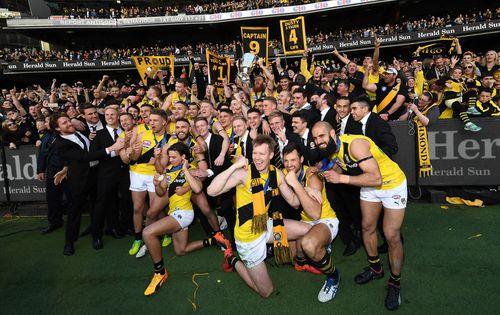 The new penalties are meant to make the AFL finals affordable and accessible to all fans. Picture: AAP