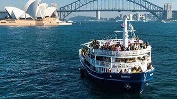 A man was hospitalised after being on Seadeck at the weekend.