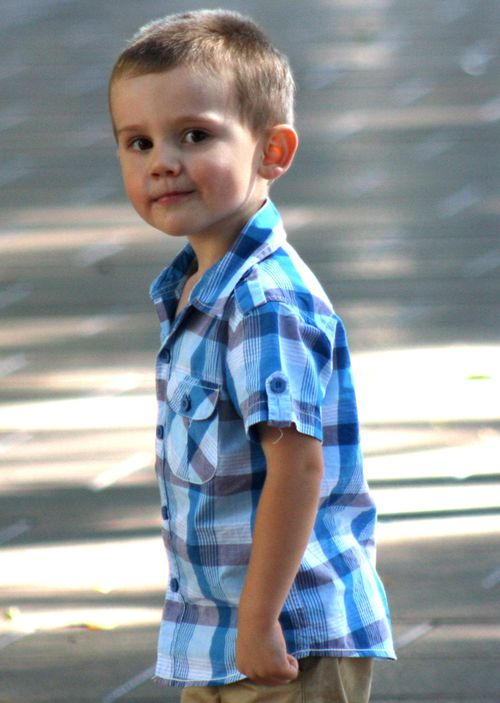 Three-year-old boy William Tyrrell has been missing since 12 September 2014. He was wearing a Spiderman suit at the time he disappeared, and police believe he was abducted.