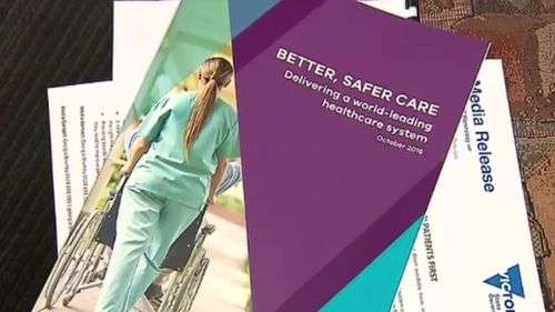 Safer Care Victoria will monitor avoidable harm in hospitals. (9NEWS)