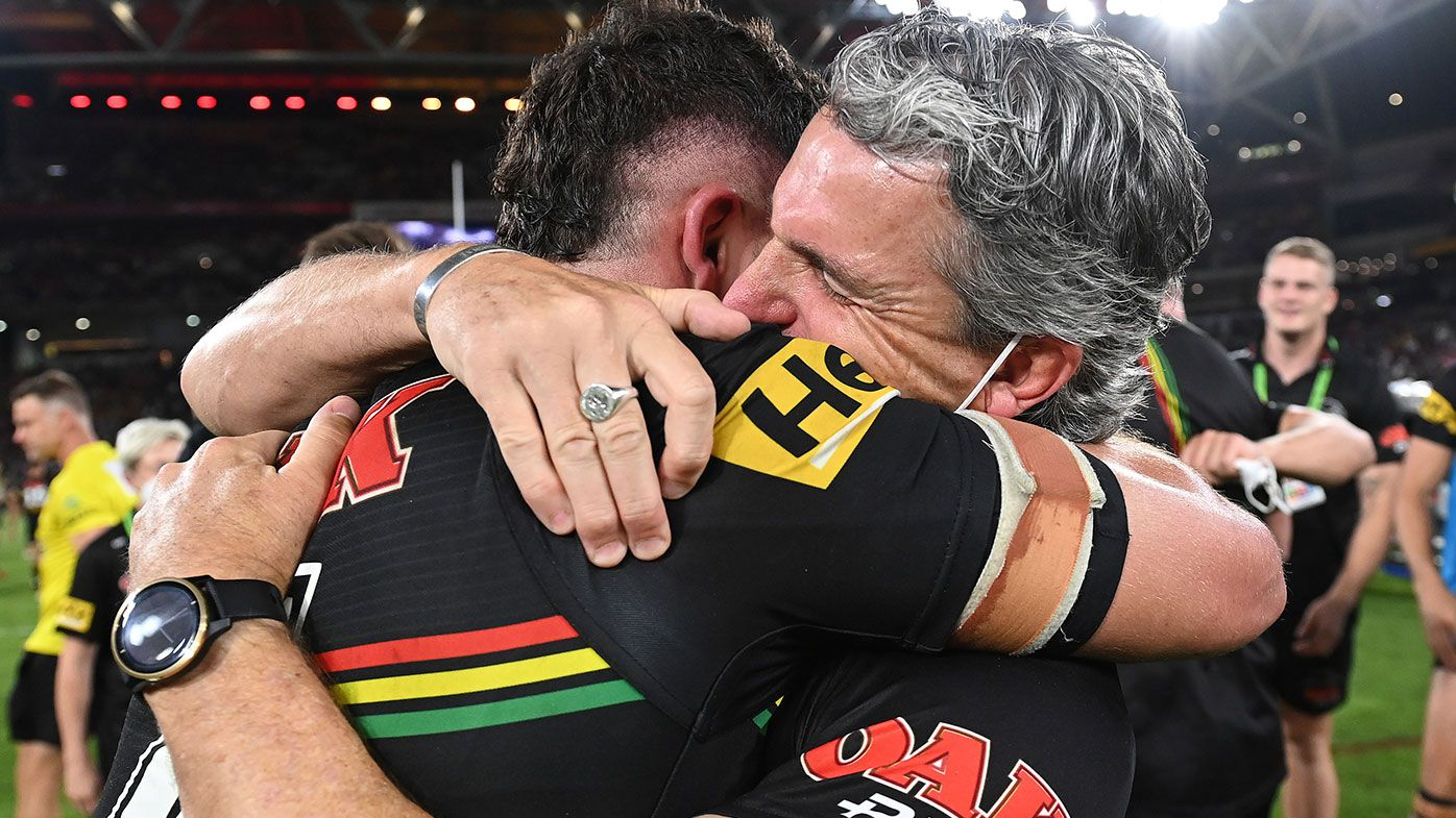 Nathan Cleary (Penrith Panthers) 2021