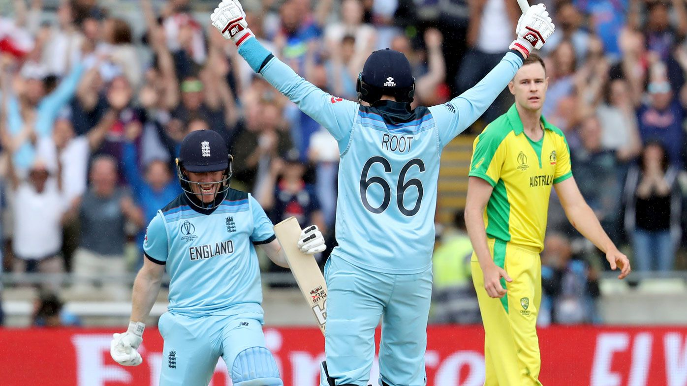 Australia's World Cup defence ends in 'disappointing' semi-final thrashing by England