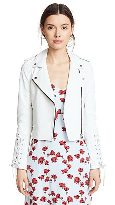 "<a href=""https://www.shopbop.com/florence-biker-crop-jacket-mighty/vp/v=1/1566356777.htm?folderID=13419&fm=other-shopbysize-viewall&os=false&colorId=102CA"" target=""_blank"" draggable=""false"">The Mighty Company Florence Biker Crop Jacket in White, $1,182</a>"