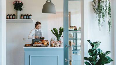 Highlands Merchant , Moss Vale NSW - nominated for best cafe design