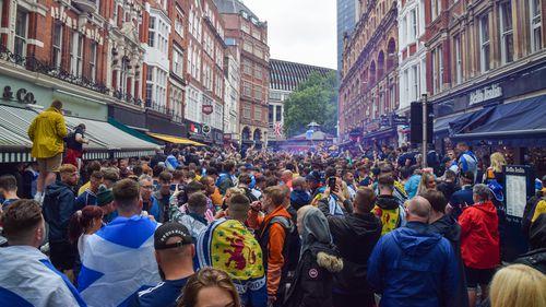 Nearly 2000 coronavirus cases in Scotland linked to football gatherings