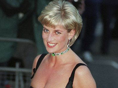 Princess Diana Earl Spencer