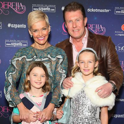 <p>Jessica Rowe and Peter Overton</p> <p>Married in 2004. Together for 16 years.</p>