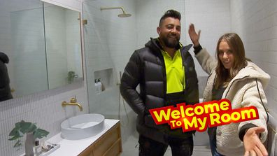 Welcome To My Room: Ronnie reveals his favourite element in his and Georgia's bathroom