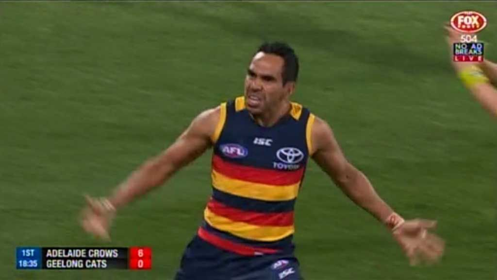 Betts goals for Adelaide