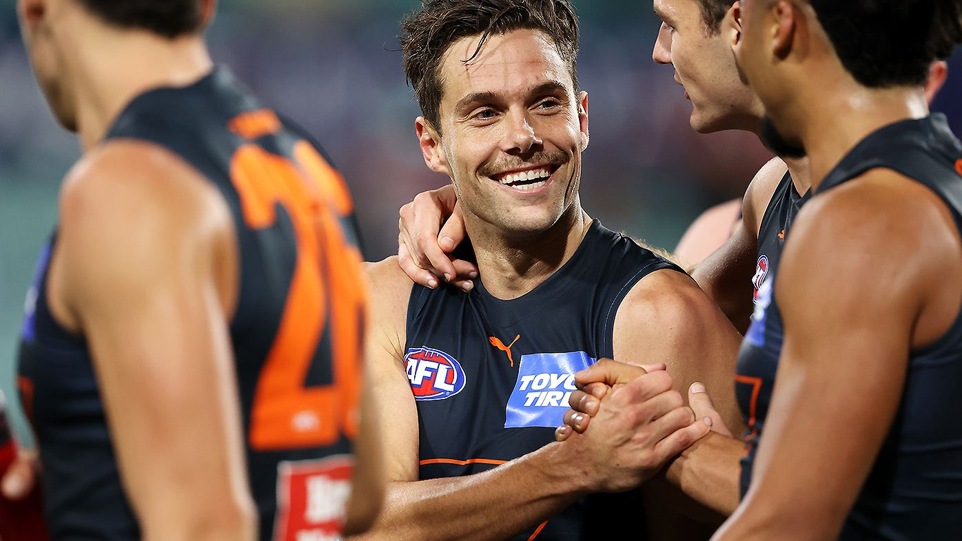 Josh Kelly steals victory from the jaws of defeat as GWS Giants stun Sydney Swans – Wide World of Sports
