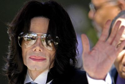 The 50-year-old was in rehearsals for a massive comeback tour when he suddenly died from a heart attack in June 2009. Autopsies revealed lethal combinations of drugs in his system, along with punctures on his arms and scarring on his face and neck.