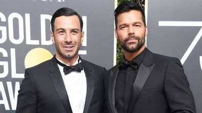 Ricky Martin and Jwan Yosef got married in 2017.