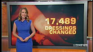 VIDEO: Queensland emergency departments crowded with cold and sunburn sufferers