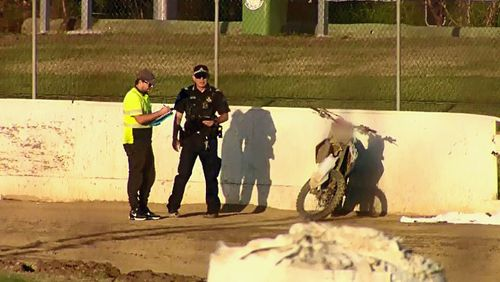 'Lovely, young man': Police investigating 16-year-old dirt bike rider's death