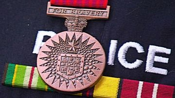 Nine police officers, an off-duty ambulance officer and a member of the public are the newest Queenslanders to have their efforts recognized in the latest Australian Bravery Decorations.