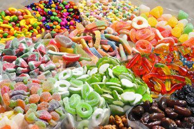 Lollies (180 calories)