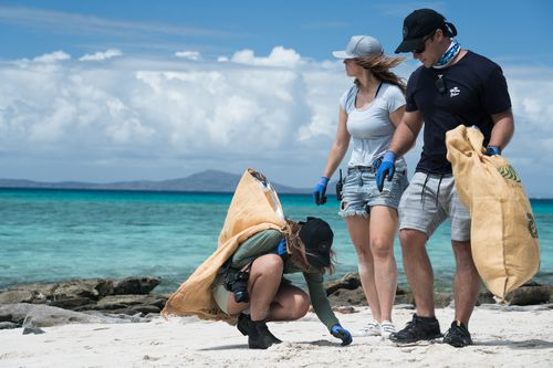 Corona, Parley for the Oceans and National Geographic teamed up with a range of ocean conservationists and scientists for the investigation.