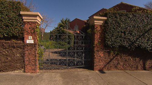 The couple purchased the home in 1994 and have extensively renovated. (9NEWS)