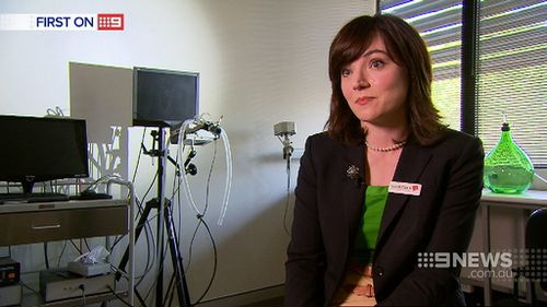 Professor Sinthia Bosnic-Anticevich says many sufferers aren't getting the most out of their medicine. (9NEWS)