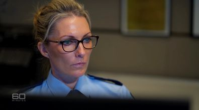 Detective Superintendent Stacey Maloney, Commander of the NSW Child Abuse and Sex Crimes Squad.