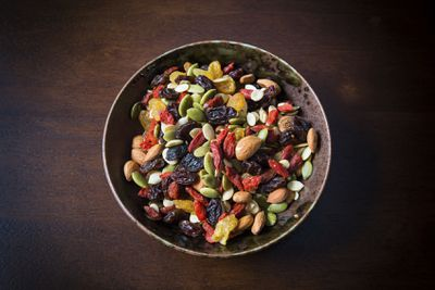 <strong>Trail mix</strong>
