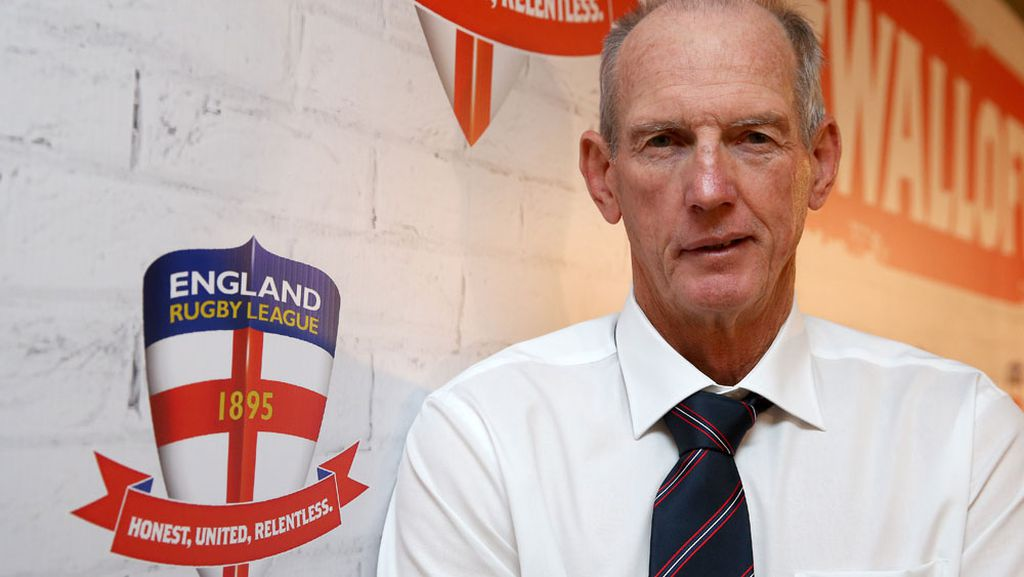 Image result for Wayne bennett coach of england