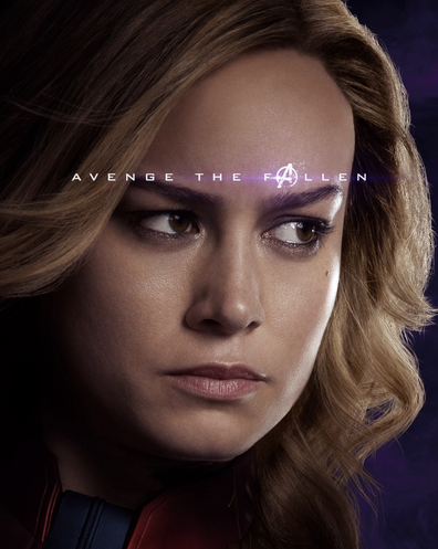 What the 'Avenge the Fallen' posters mean for 'Avengers: Endgame