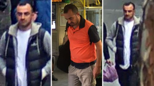 Police hunting tram attacker over string of sexual assaults