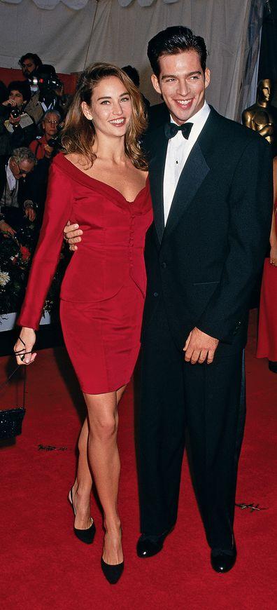 Harry Connick Jr, Jill Goodacre, Academy Awards