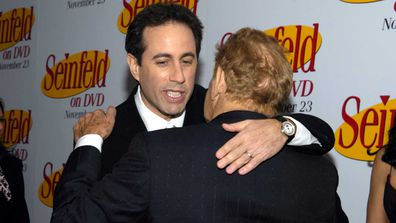 Jerry Seinfeld and Jerry Stiller.