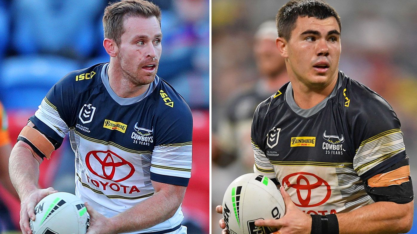 EXCLUSIVE: Andrew Johns and Brad Fittler share their bombshell predictions for Cowboys duo