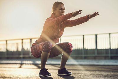 4. Body-weight training