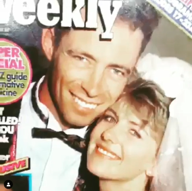 Danny and Kim wedding cover
