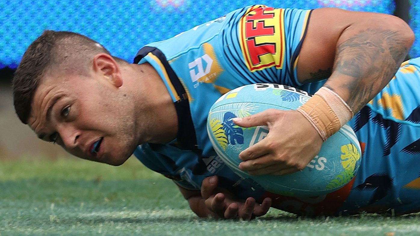 Ash Taylor explains why he nearly walked away from $1 million per season NRL deal