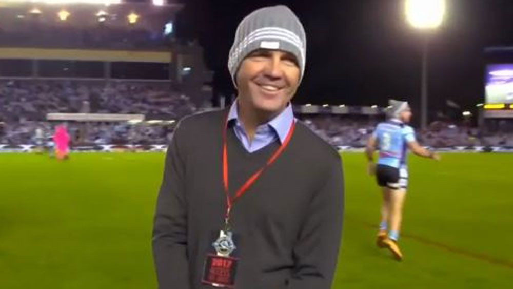 Tributes pour in as former Channel Nine rugby league producer Matt Callander loses battle with brain cancer