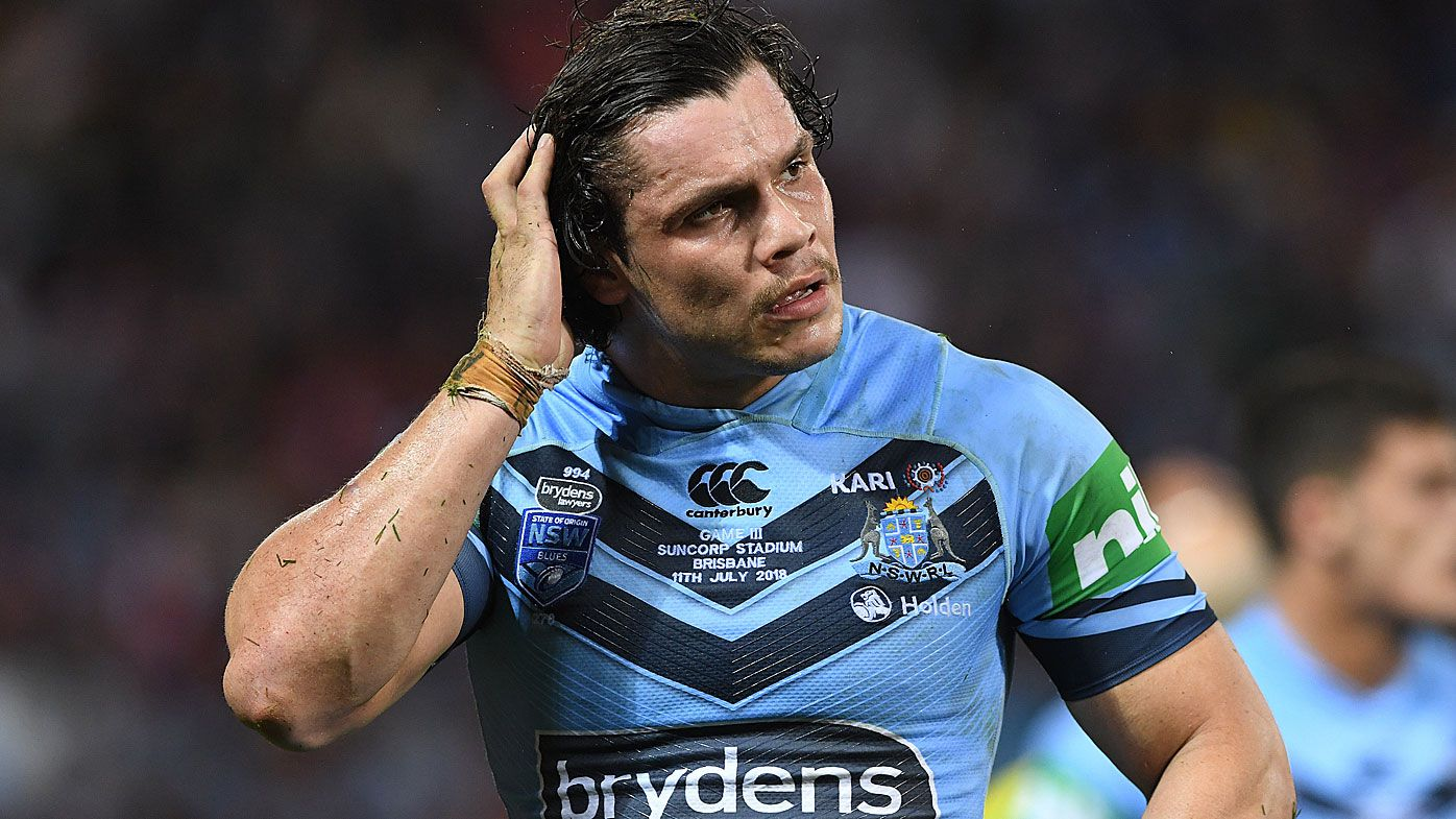 NSW Blues coach Brad Fittler makes surprise call on James Roberts