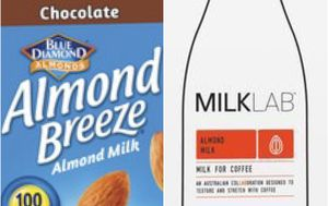 More almond milks recalled due to contamination fears